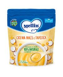 MELLIN CREMA MAIS/TAPIOCA 200 G - Farmalilla