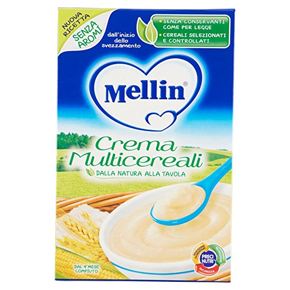 MELLIN CREMA MULTICEREALI 200 G - Farmapage.it