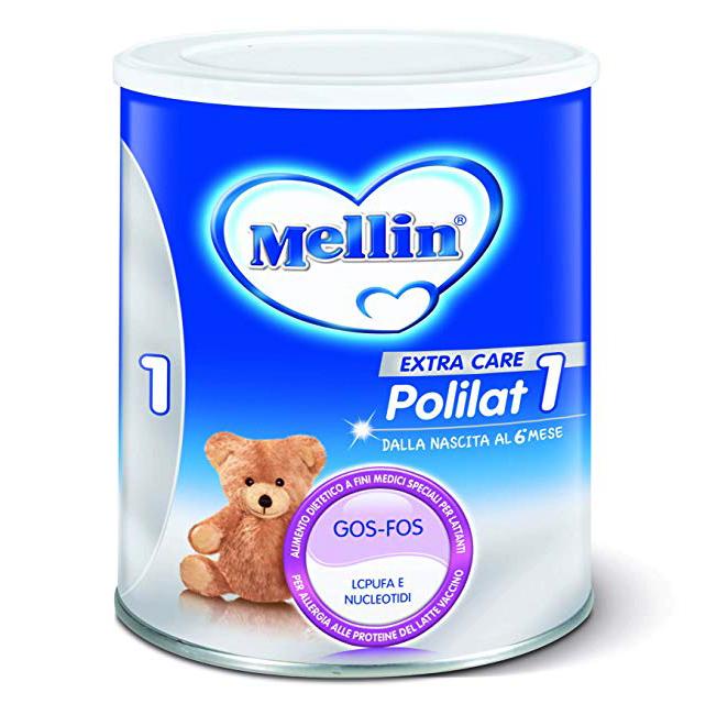 MELLIN POLILAT 1 LATTE POLVERE 400 G - Farmacia Centrale Dr. Monteleone Adriano