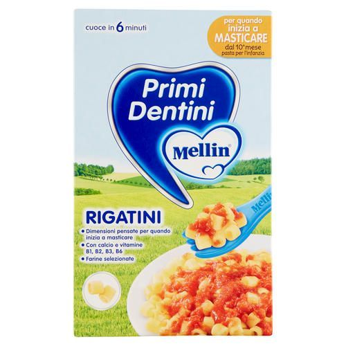 MELLIN RIGATINI 280 G - Farmapage.it
