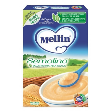 MELLIN SEMOLINO 200 G - Farmapage.it