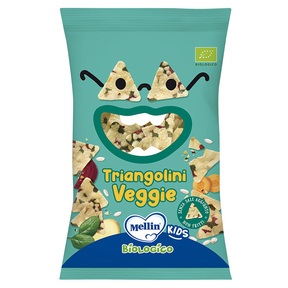 MELLIN TRIANGOLINI VEGGIE 30 G - Farmapage.it