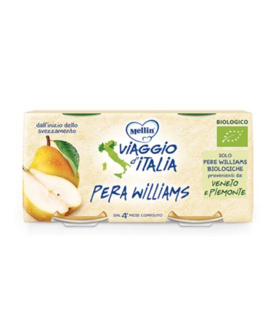 MELLIN BIO OMOGENEIZZATO PERA WILLIAMS 2 X 10 G - Farmapage.it