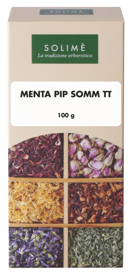 MENTA PIPERITA SOMMITA' TAGLIO TISANA 100 G - Farmacia Centrale Dr. Monteleone Adriano