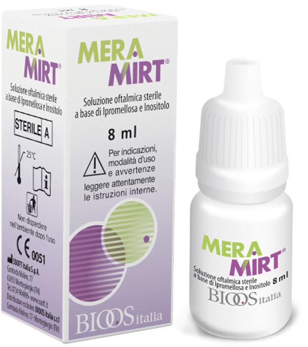 MERAMIRT SOLUZIONE OFTALMICA 8 ML - Farmacia Centrale Dr. Monteleone Adriano