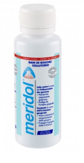 MERIDOL COLLUTORIO 100 ML - Farmacia33