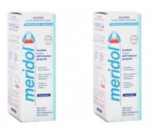 MERIDOL COLLUTORIO BIPACCO 2 X 400 ML - Farmacia33