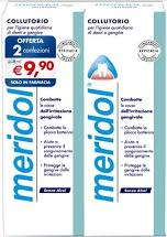 MERIDOL COLLUTORIO BIPACCO 400ml+400ml - sapofarma.it