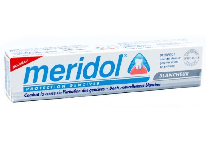 MERIDOL WHITENING DENTIFRICIO 75 ML - Farmafirst.it