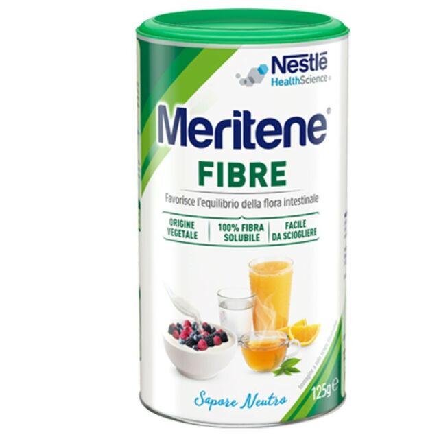 MERITENE FIBRE 125 G - Nowfarma.it