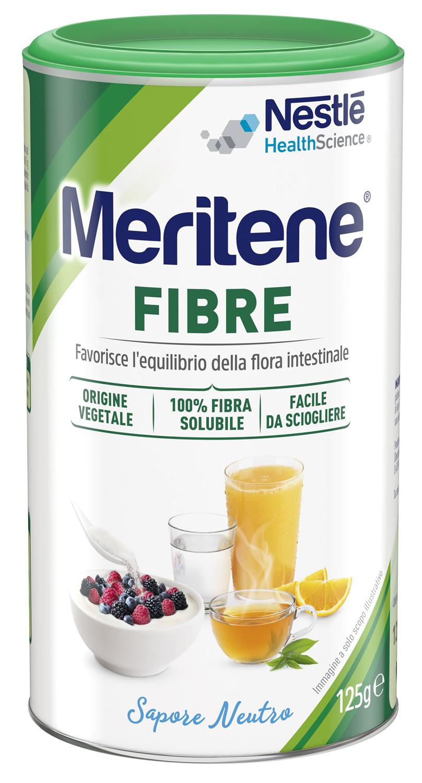 MERITENE FIBRE 125 G - Farmacia Centrale Dr. Monteleone Adriano
