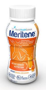 MERITENE FORZA E VITALITÀ DRINK ALBICOCCA   200ML - Iltuobenessereonline.it