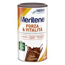 MERITENE CIOCCOLATO ALIMENTO ARRICCHITO 270 G - pharmaluna