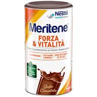 MERITENE CIOCCOLATO ALIMENTO ARRICCHITO 270 G - Farmabaleno