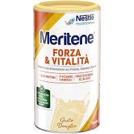 MERITENE VANIGLIA ALIMENTO ARRICCHITO 270 G - pharmaluna