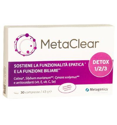 METACLEAR 30 COMPRESSE - Farmacia33
