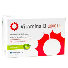 VITAMINA D 2000 UI 168 COMPRESSE MASTICABILI - Farmafirst.it