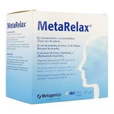 METARELAX 180 COMPRESSE - Parafarmacia la Fattoria della Salute S.n.c. di Delfini Dott.ssa Giulia e Marra Dott.ssa Michela