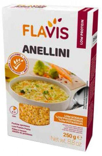 MEVALIA FLAVIS ANELLINI 250 G - Farmacia Centrale Dr. Monteleone Adriano