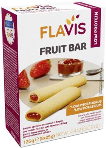 MEVALIA FLAVIS FRUIT BAR 125 G - Farmacia Centrale Dr. Monteleone Adriano