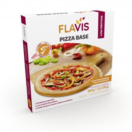 MEVALIA FLAVIS PIZZA 300 G - Farmafamily.it