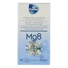 Cosval MG8 90 Compresse da 1000 mg - keintegratore.com