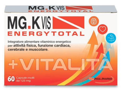 Mgk Vis Energy Total 60 Capsule Molli - Arcafarma.it