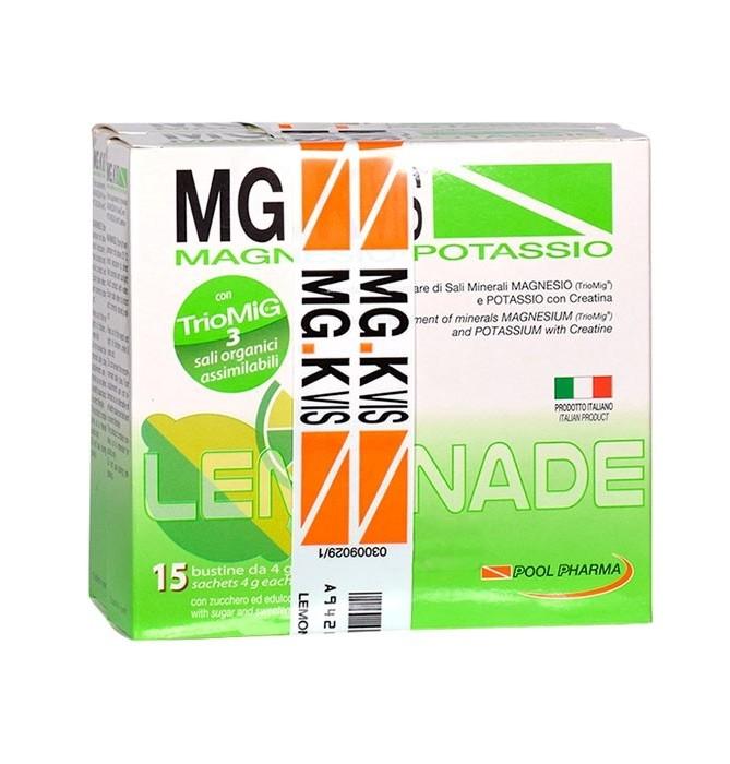 MGK VIS LEMONADE 15 BUSTINE + 15 BUSTINE - Speedyfarma.it