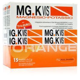 MGK VIS ORANGE 15 BUSTINE + 15 BUSTINE - Farmaedo.it