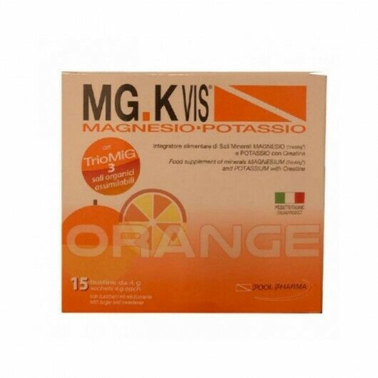 MGK VIS Orange 15 Bustine - Arcafarma.it