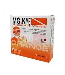 MGK VIS ORANGE 15 BUSTINE - Farmabaleno