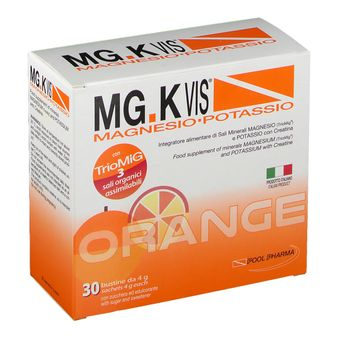 MGK VIS ORANGE 30 BUSTINE - Farmafamily.it