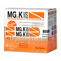 MGK VIS ORANGE 30 + 15 BUSTINE  - Farmacia Castel del Monte