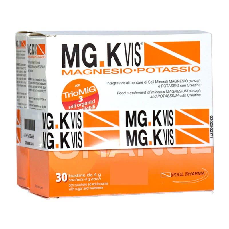 MGK VIS Orange Zero Zuccheri 30 Bustine + 15 Bustine - Sempredisponibile.it