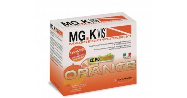 MGK VIS Orange Zero Zuccheri 30 Bustine - Arcafarma.it