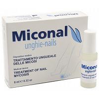 MICONAL UNGHIE SMALTO TRATTAMENTO MICOSI 8 ML - Speedyfarma.it