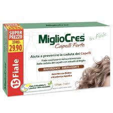 MIGLIOCRES CAPELLI FORTE FIALE 105 ML - FarmaHub.it