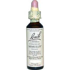 Mimulus Bach Original 10 ml - Farmalilla