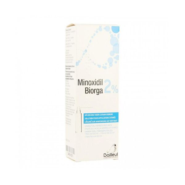 MINOXIDIL BIORGA*SOL CUT60ML2% - FARMAPRIME
