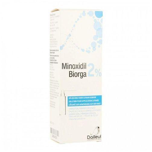 MINOXIDIL BIORGA SOLUZIONE CUTANEA 60ML 2% - Nowfarma.it