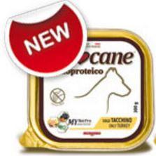 MIOCANE MONOPROTEICO TACCHINO 300 G - Farmacento