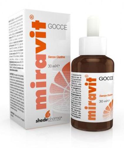 MIRAVIT GOCCE 30 ML - Farmacia Centrale Dr. Monteleone Adriano