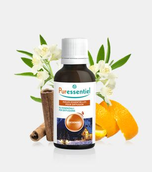 MISCELA COCOONING PER DIFFUSIONE 30 ML - Farmacia 33