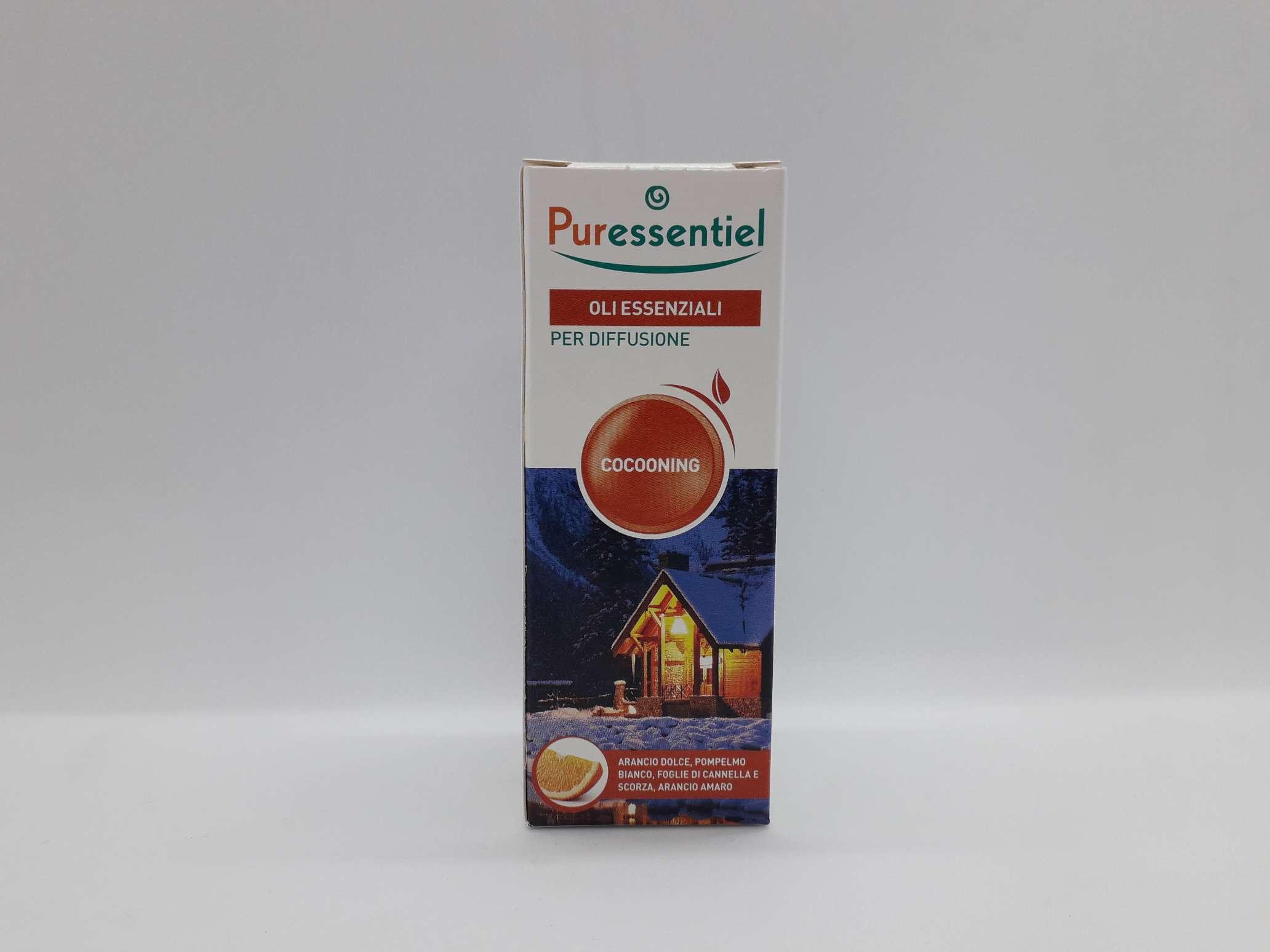 MISCELA COCOONING PER DIFFUSIONE 30 ML - Farmaciaempatica.it