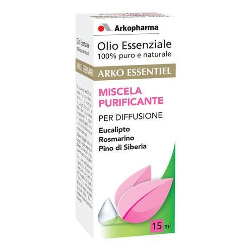 Arkocapsule Arko Essentiel miscela purificante per diffusione 15 ml - La tua farmacia online