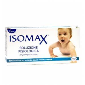 Mister baby soluzione fisiologica nasale oculare aerosolteracini 20 fl da 5 ml - Farmacia Giotti