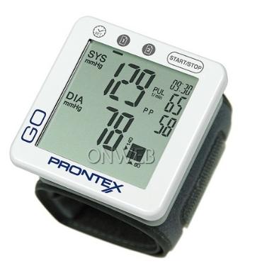 Prontex Go Sfigmomanometro Digitale Automatico da Polso Misuratore di Pressione - Farmaciacarpediem.it