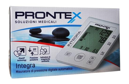 Prontex Integra Misurratore di pressione con memorie - Zfarmacia