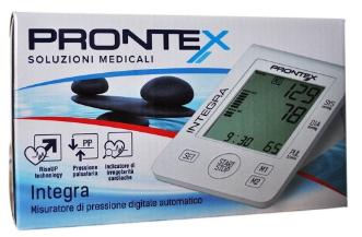 MISURATORE DI PRESSIONE DIGITALE PRONTEX INTEGRA AUTOMATICO - Farmaciacarpediem.it