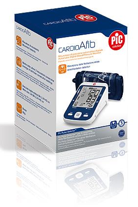 MISURATORE PRESSIONE PIC CARDIOAFIB - Farmacento